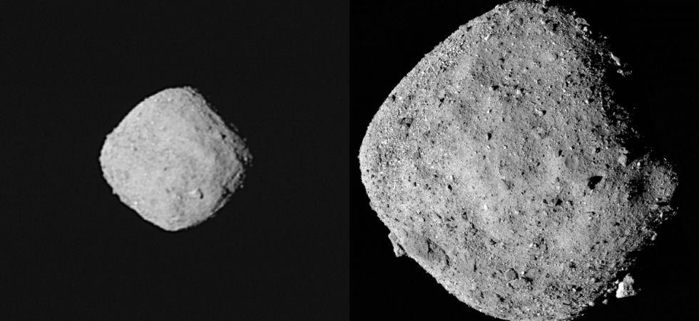 Asteroid Bennu (Photo Credit: NASA)
