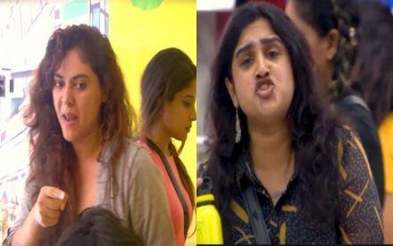 Bigg Boss Tamil Season 3: Sherin Blasts Vanitha For Calling