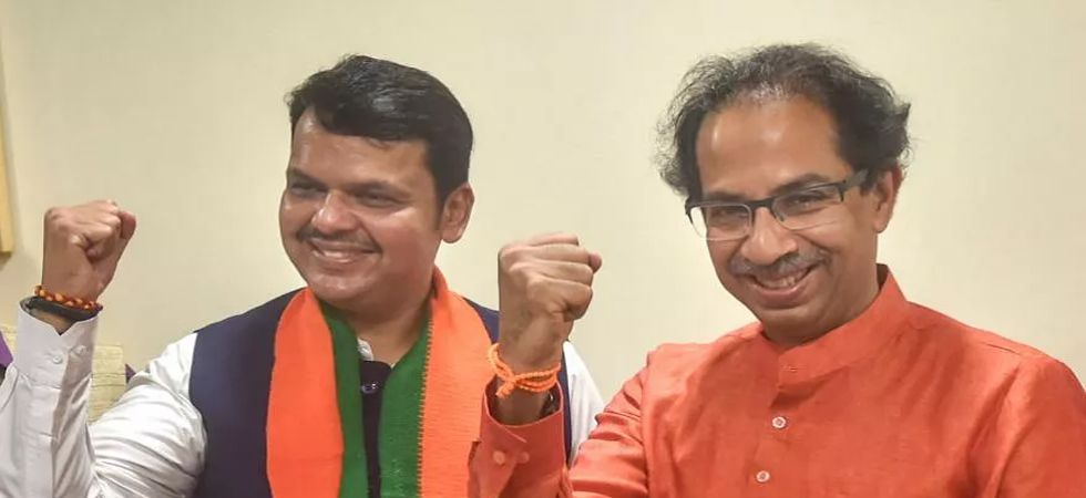 In 2014, the BJP and Shiv Sena had contested the assembly polls separately, winning 122 and 63 seats, respectively. (File Photo: PTI)