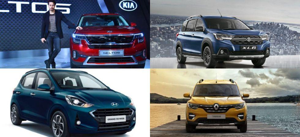 Kia Seltos, Maruti Suzuki XL6, Hyundai Grand i10 Nios, Renault Triber (File Photo)