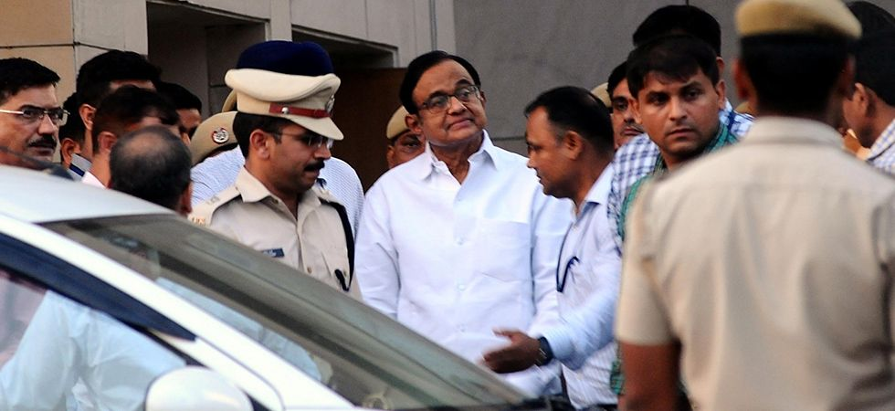 The court allowed P Chidambaram to carry his medicines to jail. (File Photo: IANS)