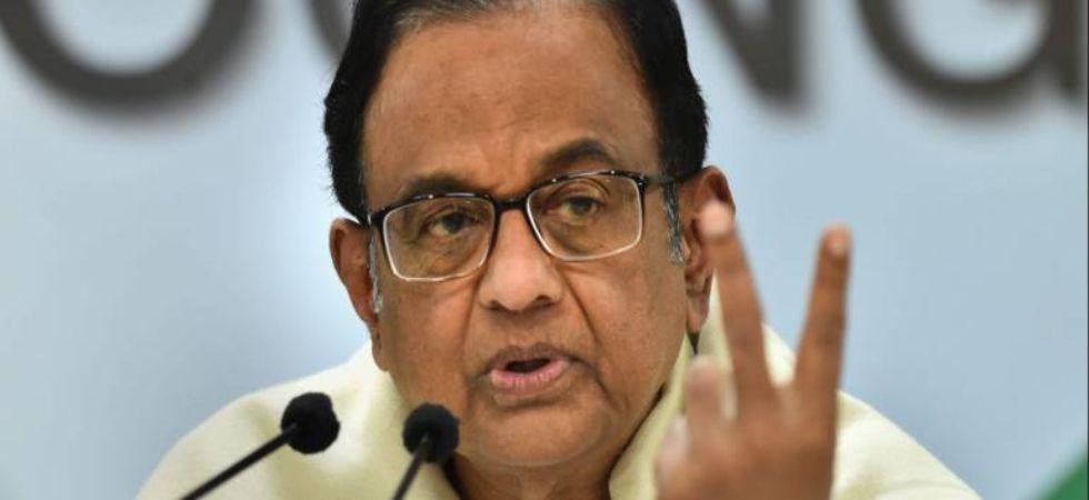 P Chidambaram (Image: PTI)