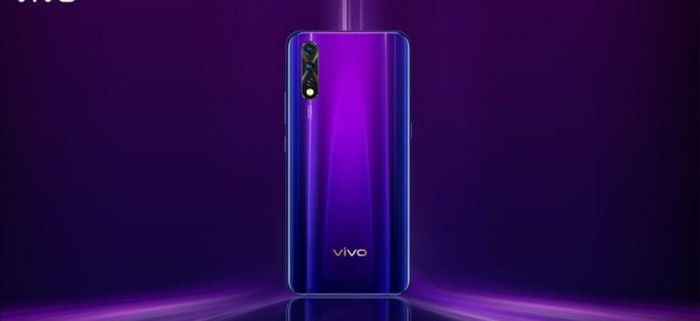 Vivo Z1X (Photo Credit: Twitter/@Vivo_India)