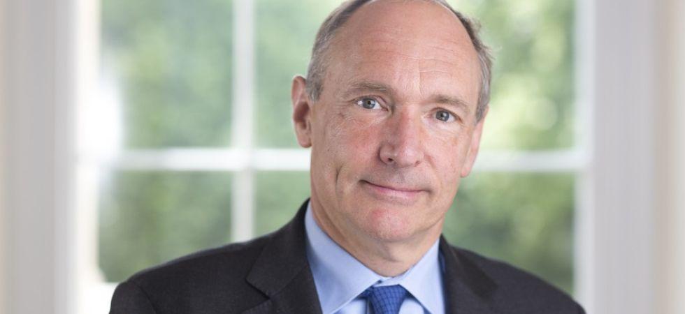 World Wide Web Founder Sir Tim Berners-Lee (File Photo)