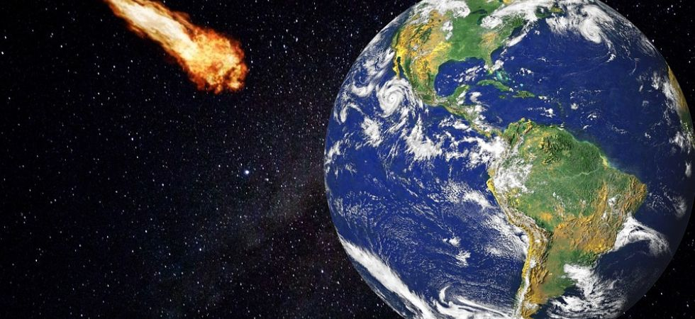 Asteroid (Photo Credit: Pixabay.com)