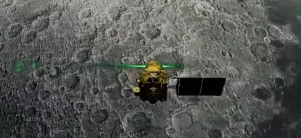 ISRO Loses Contact With Chandrayaan-2 Moments Before Landing on Moon Surface