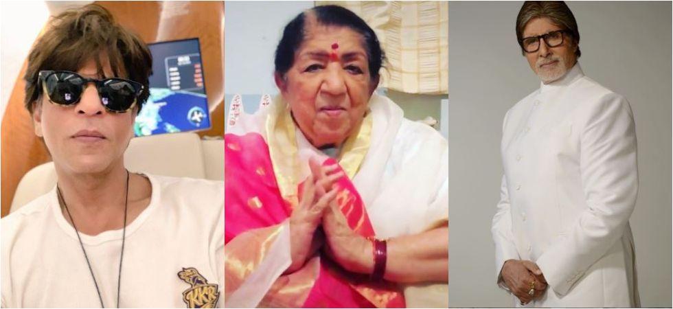 Amitabh, Shah Rukh Khan, Lata Mangeshkar And Others Laud ISRO. (Image: Instagram)