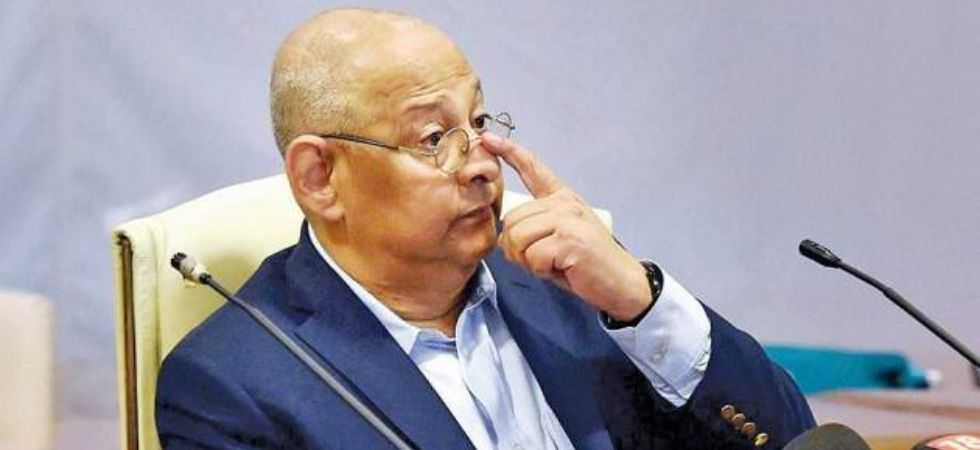 Amitabh Choudhary remains BCCI's representative at the ICC and ACC (Image: File)