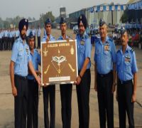 IAF Chief BS Dhanoa Resurrects 'Golden Arrows' 17 Squadron, To Be First Unit To Fly Rafale Jets
