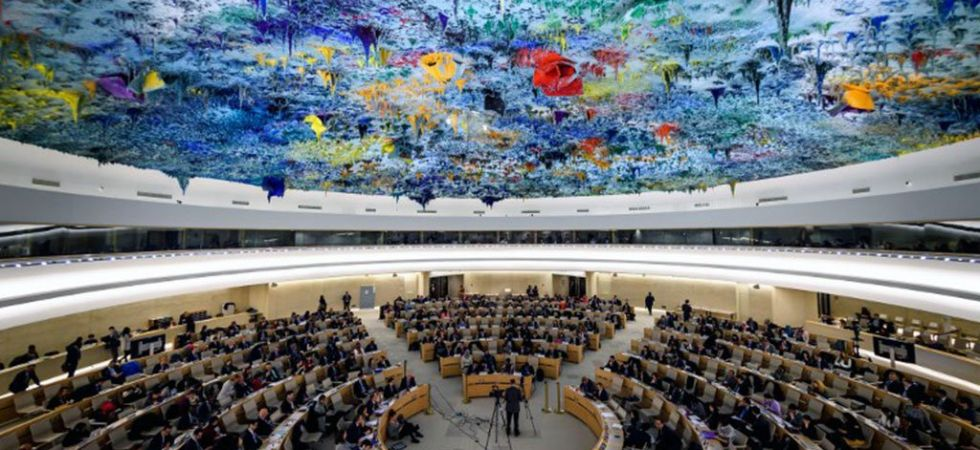 Pakistan mey submit a 115-page dossier on Kashmir at the UNHRC (Image: ohchr)