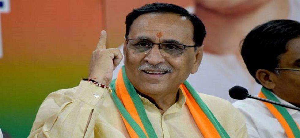 Gujarat CM Vijay Rupani. (PTI file)