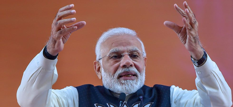 The accused posted objectionable comments with a photo of the PM Modi on social media. (File Photo: PTI)