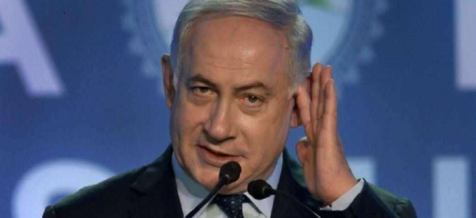 I(srael Prime Minister Benjamin Netanyahu's official Facebook page was suspended for 24 overs.