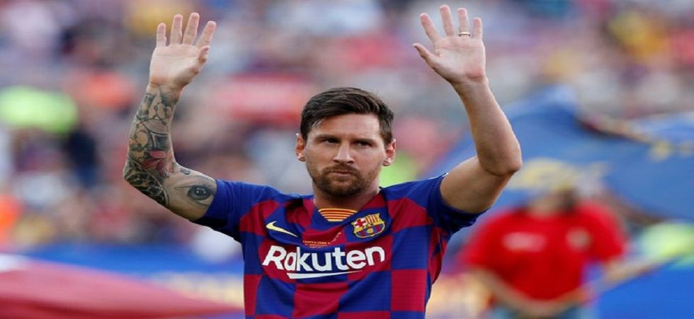 Lionel Messi has said Neymar's return to Barcelona will only strengthen the current La Liga champions. (Image credit: Twitter)