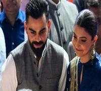 WATCH: Anushka Sharma Caressing Virat Kohli's Hand At Cricket Stadium Renaming Event Is Winning Internet