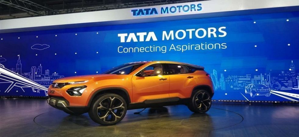 Tata Motors Launches Warranty Package on Harrier (file photo)