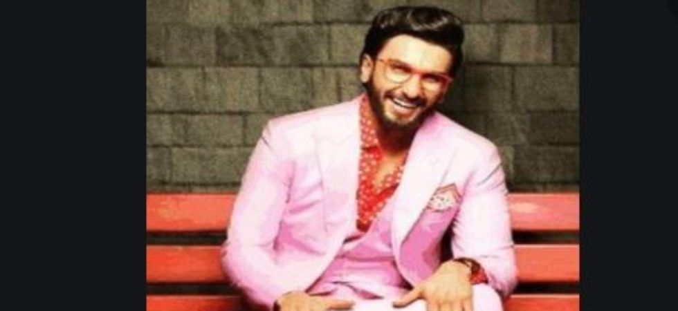 Ranveer Singh Pink Bubble Wrap Coat Leave Fans Confused About His Style