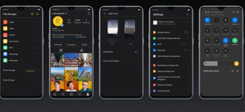Realme XT launched in India (Photo Credit: Twitter/@MadhavSheth1)