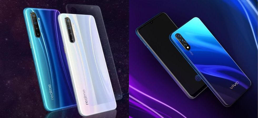 Realme XT Vs Vivo Z1x: Specifications, Features, Prices Compared (Photo Credit: Twitter - @prathamesh9637/File Photo)