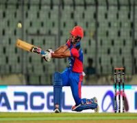 Seven Balls, Seven Consecutive Sixes! Yes, This Happened In T20 Match Between Afghanistan And Zimbabwe