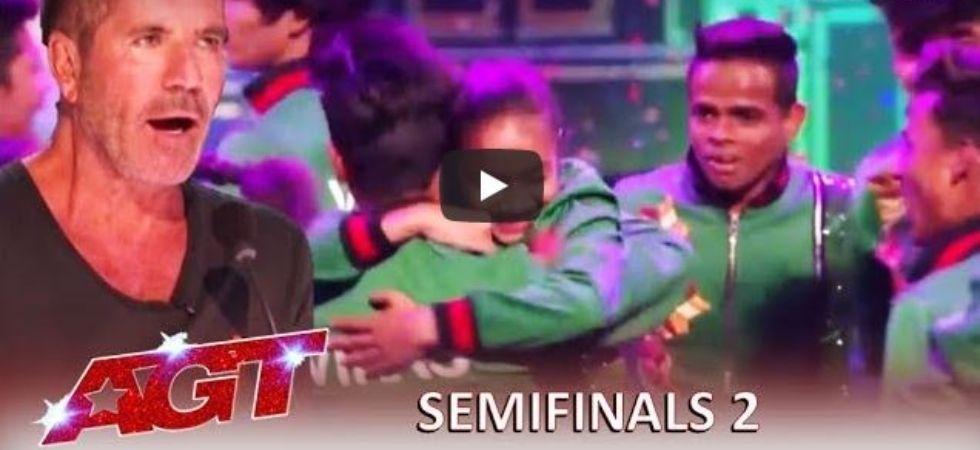 Mumbai Based V.Unbeatable Reaches 'America's Got Talent' Final