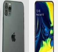 Apple iphone 11 Pro Vs Samsung Galaxy A80: Which Smartphone You Should Opt For?