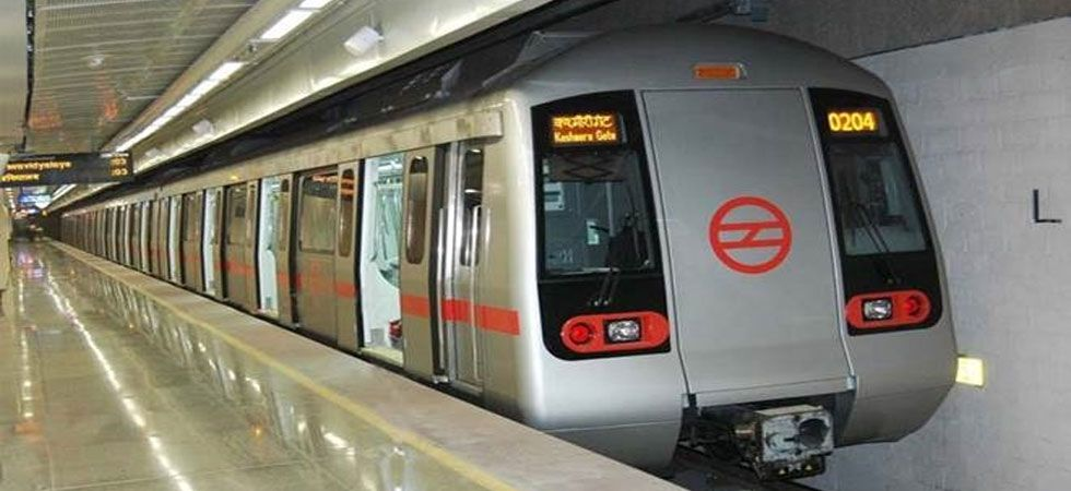 Delhi Metro asked passengers to vacate the train for precautionary check. (File Photo: PTI)