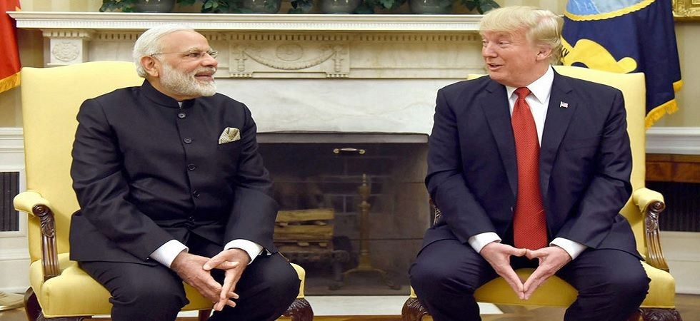 """""""Howdy, Modi! Shared Dreams, Bright Futures"""" mega diaspora event is expected to be gathering of 50,000 people (Photo: PTI)"""
