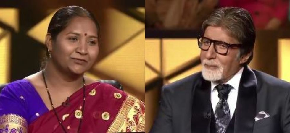 KBC 11 First Woman Crorepati Is A Mid-day Meal Cook Surviving On Rs 1500 Salary!