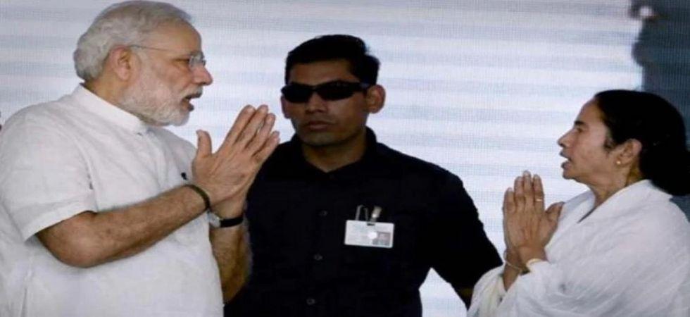 Mamata Banerjee will be meeting PM Modi on Wednesday. (File Photo: PTI)
