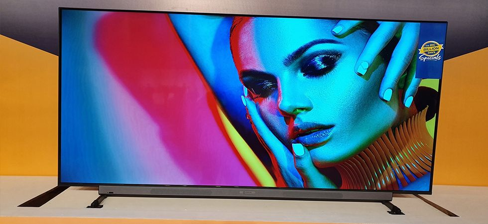 The 4K range of Motorola Smart TVs are powered by Dolby vision with HDR10. (Image Credit: IANS)