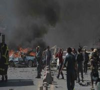 26 Killed, 42 Injured In Suicide Attack Near Afghanistan President Ghani's Rally In Parwan