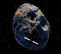 Metallic Asteroid May Erupt Iron: What NASA Expects To Learn About Space Rock 'Psyche' In 2022