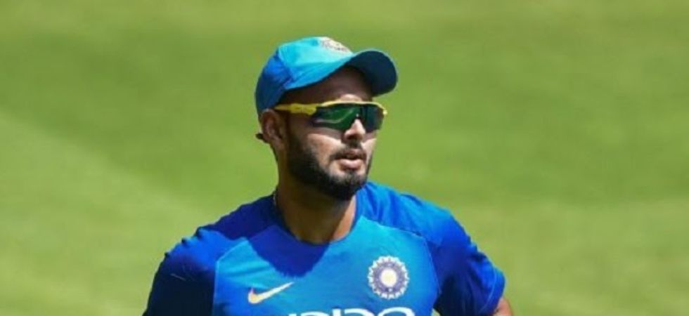 All eyes will be on 21-year-old Rishabh Pant (Image: BCCI)