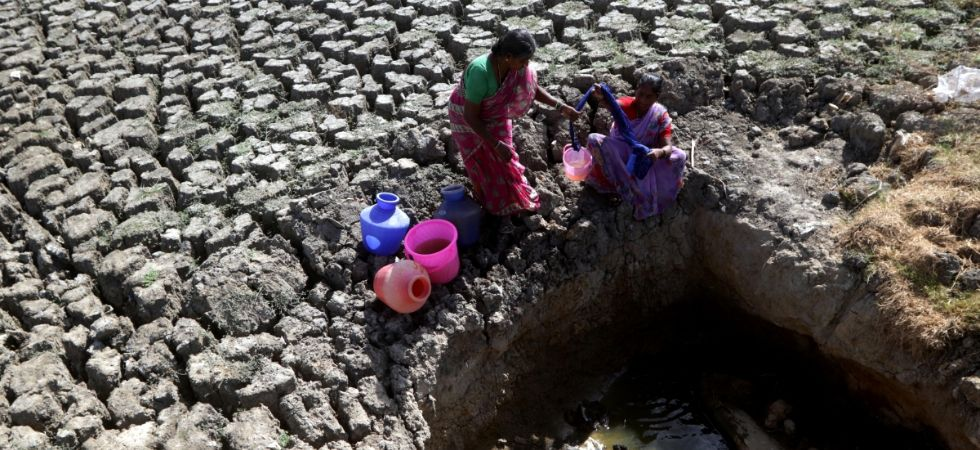 India faces 'extremely high' water stress, close to what is known as 'Day Zero' conditions when taps run dry. (File Photo)
