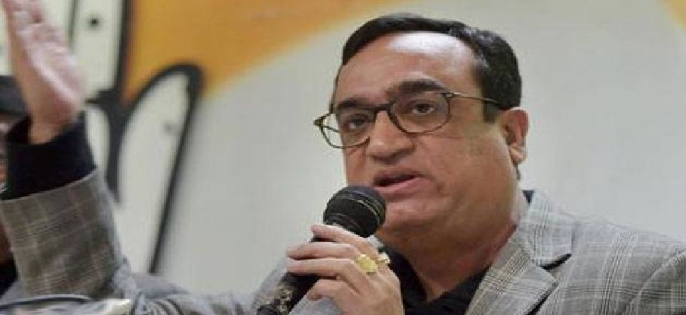 Senior Congress spokesperson Ajay Maken
