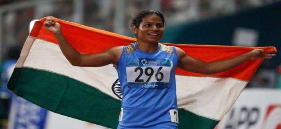 Dutee Chand has won medals in the last couple of years, including silver in the Asian Games 2018 and in the World University Games. (Image credit: Twitter)