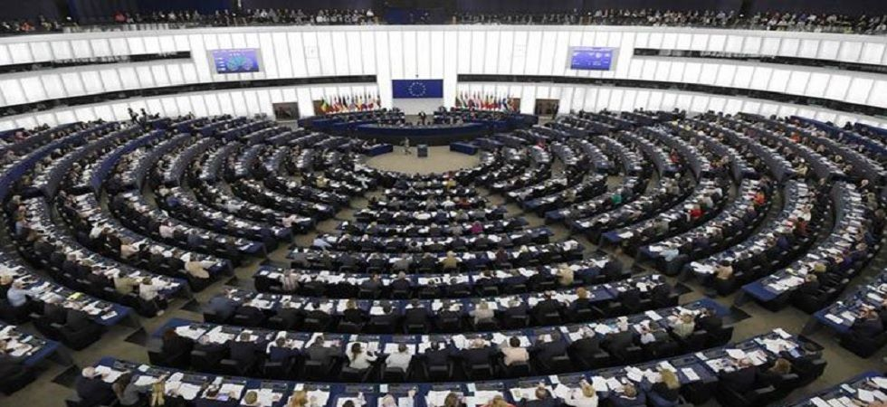 The European Union Parliament on Wednesday called on India and Pakistan resolve Kashmir issue bilaterally