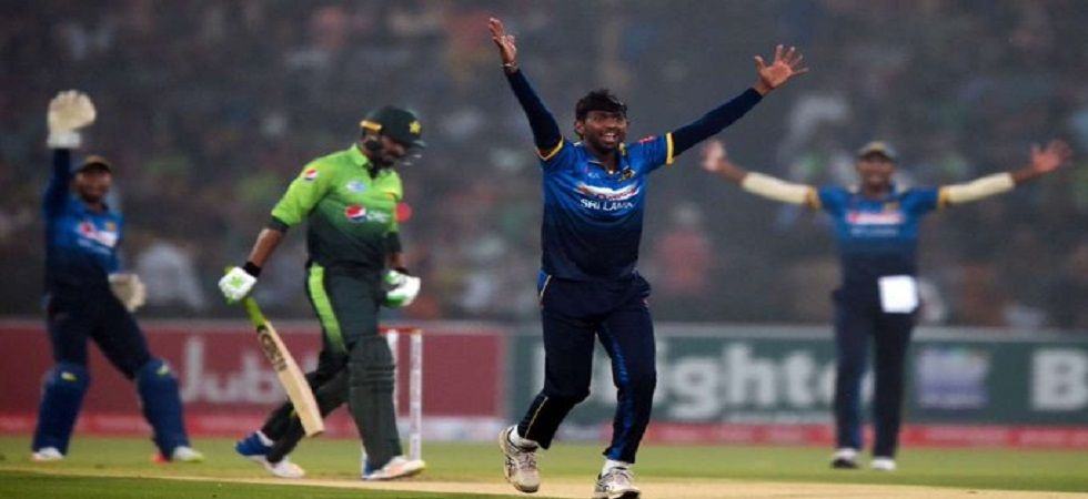 Sri Lanka's tour to Pakistan is currently in a limbo after reports emerged that the team could be targeted by a possible terrorist attack. (Image credit: Twitter)