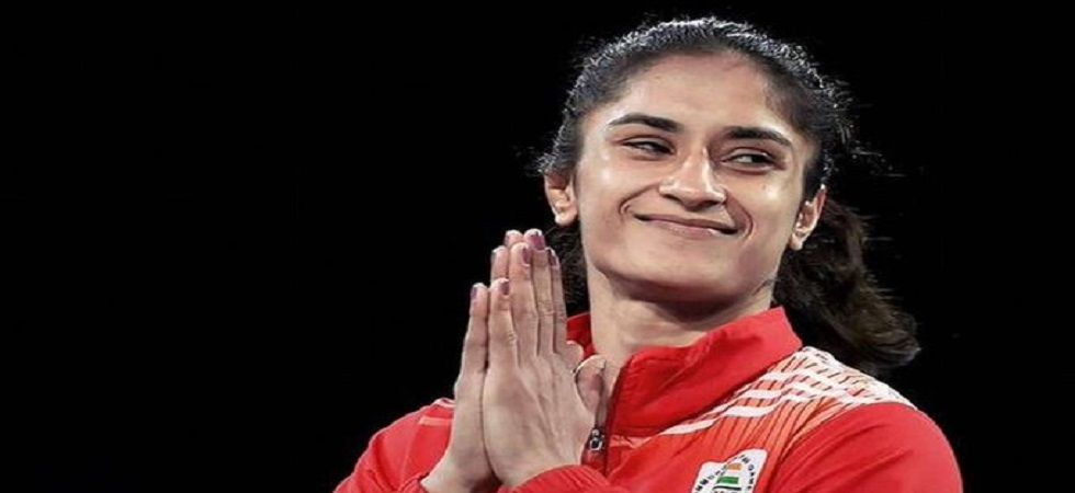 Vinesh Phogat has clinched a medal in the World Wrestling Championship for the first time in her career. (Image credit: Twitter)