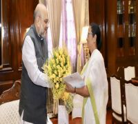 'Constitutional Obligation,' Says Mamata Banerjee After Meeting Amit Shah At North Block