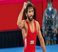 Bajrang Punia Qualifies For Tokyo 2020 Olympics, Enters World Wrestling Championships Semis
