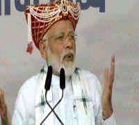 PM Modi Kicks Off BJP's Maharashtra Campaign In Nashik With 'Mahajanadesh Yatra' Rally