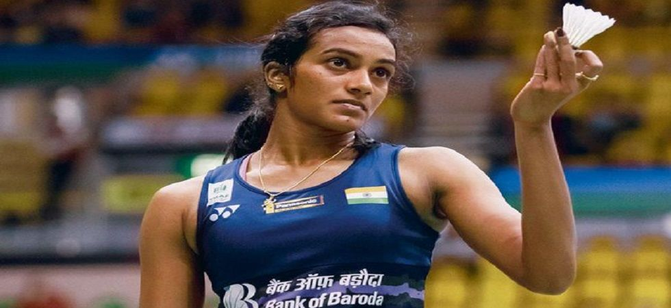 PV Sindhu lost 12-21 21-13 21-19 to Pornpawee Chochuwong in the pre-quarterfinals of the China Open Badminton tournament. (Image credit: Twitter)