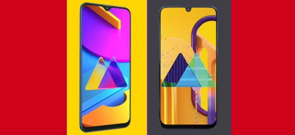 Samsung Galaxy M30s & Galaxy M10s launched (Photo Credit: Twitter/@SamsungIndia)