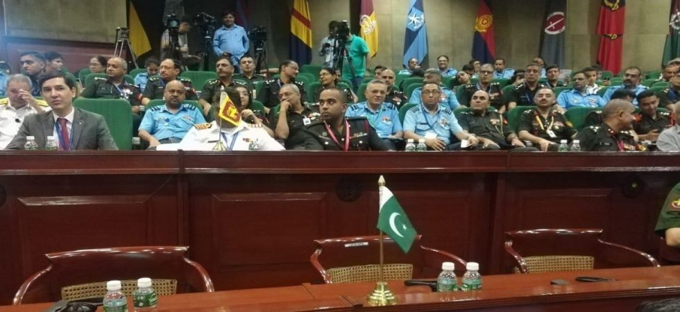 Pakistan was invited by India but it didn't attend the event. (Photo: Twitter/@ANI)