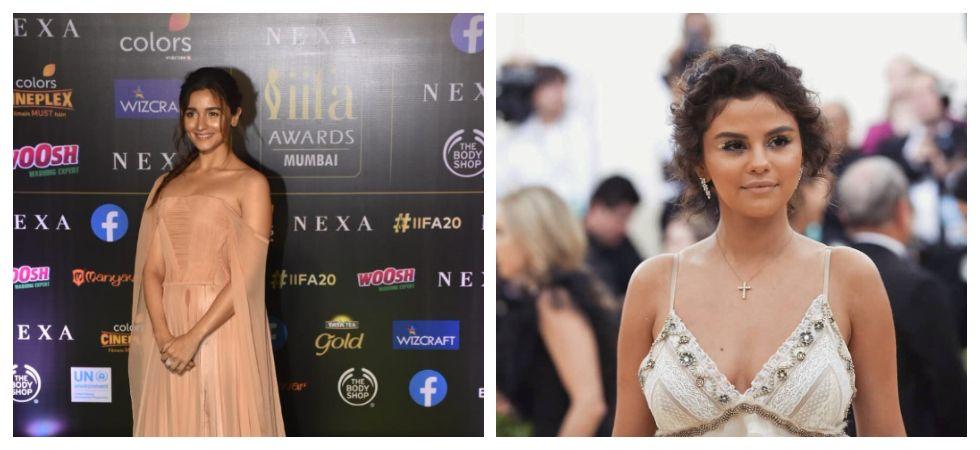 Alia Bhatt Disappoints In A Selena Gomez-Like Bronzer Overload At IIFA Awards (Photo: Twitter)