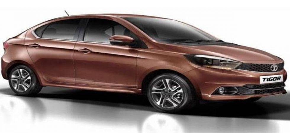 Tata Tigor EV to come with extended range next week (File Photo)