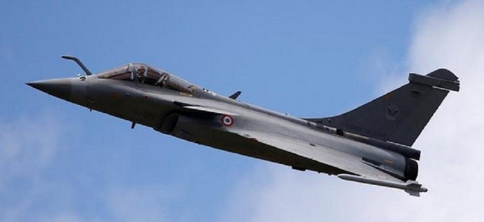 According to ANI, Deputy Air Force Chief Air Marshal VR Chaudhary also flew in Rafale combat aircraft for around one hour. (Image Credit: ANI)