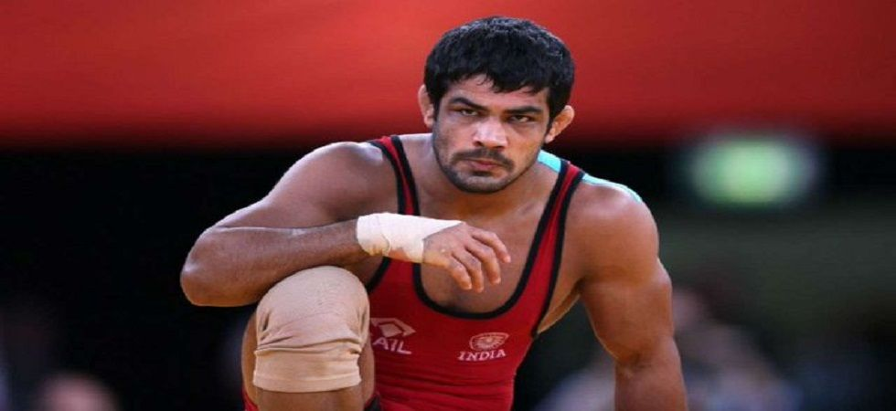 Sushil Kumar is the only Indian wrestler who won gold in the World Wrestling Championship during the 2010 edition in Moscow. (Image credit: Twitter)